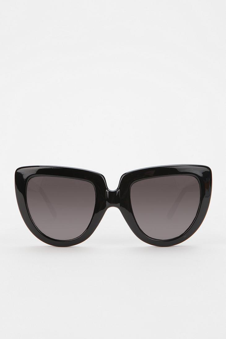 679a965151 Lyst - Cheap Monday Cartoon Sunglasses in Black