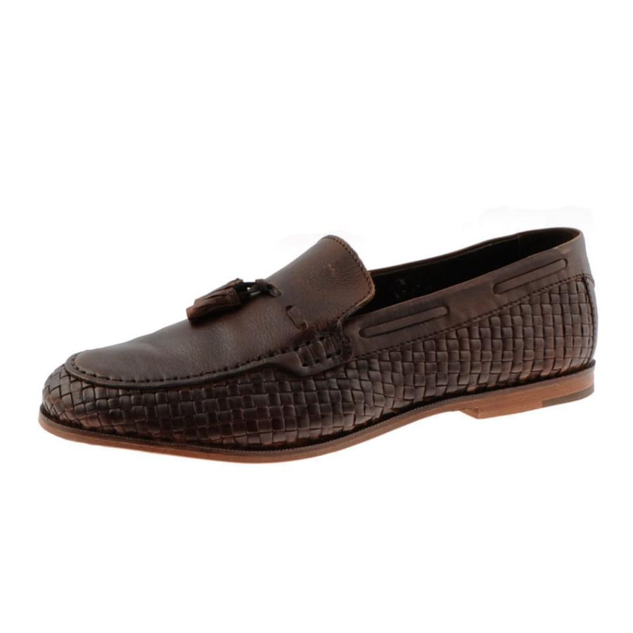 Brown Hudson Shoes
