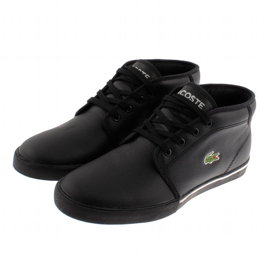 f0309c784b73 Pictures of Lacoste Shoes For Men Black Red - www.kidskunst.info