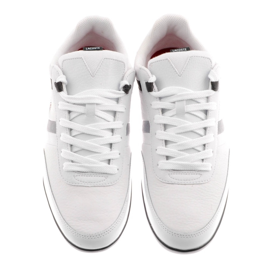 Lacoste Giron Trainers in White for Men