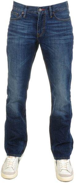 tommy hilfiger mercer belcher denim jeans in blue for men. Black Bedroom Furniture Sets. Home Design Ideas