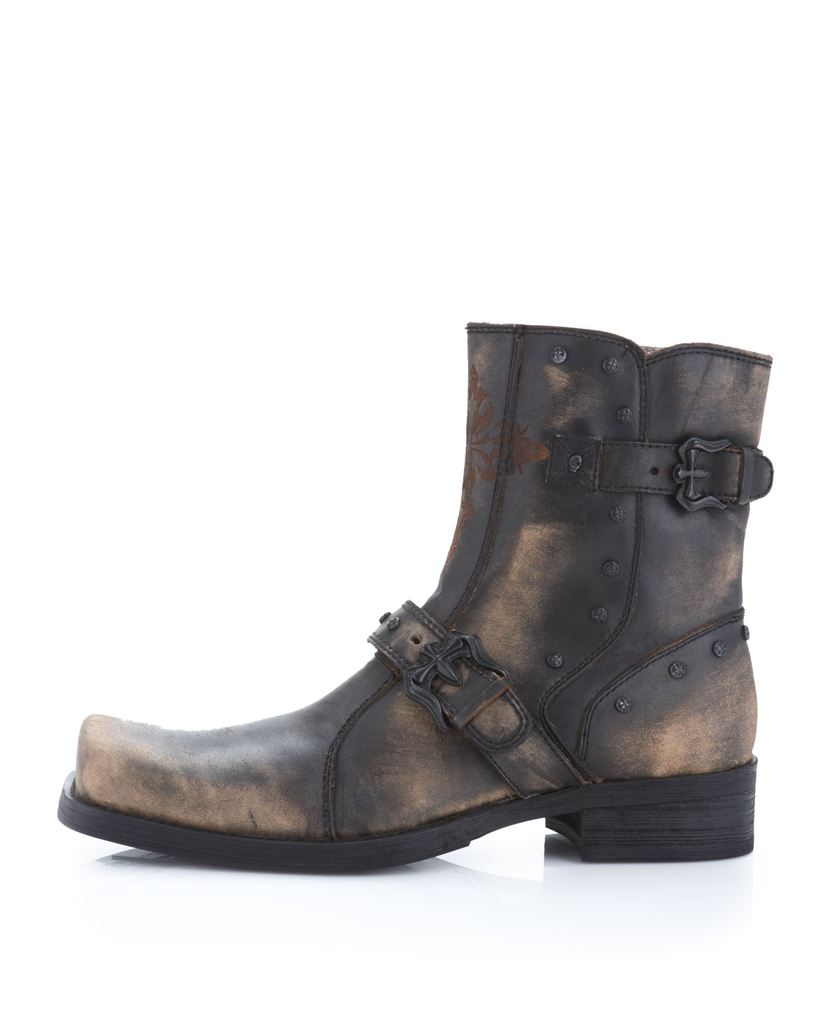 Mark Nason Sussex Doublebuckle Boot