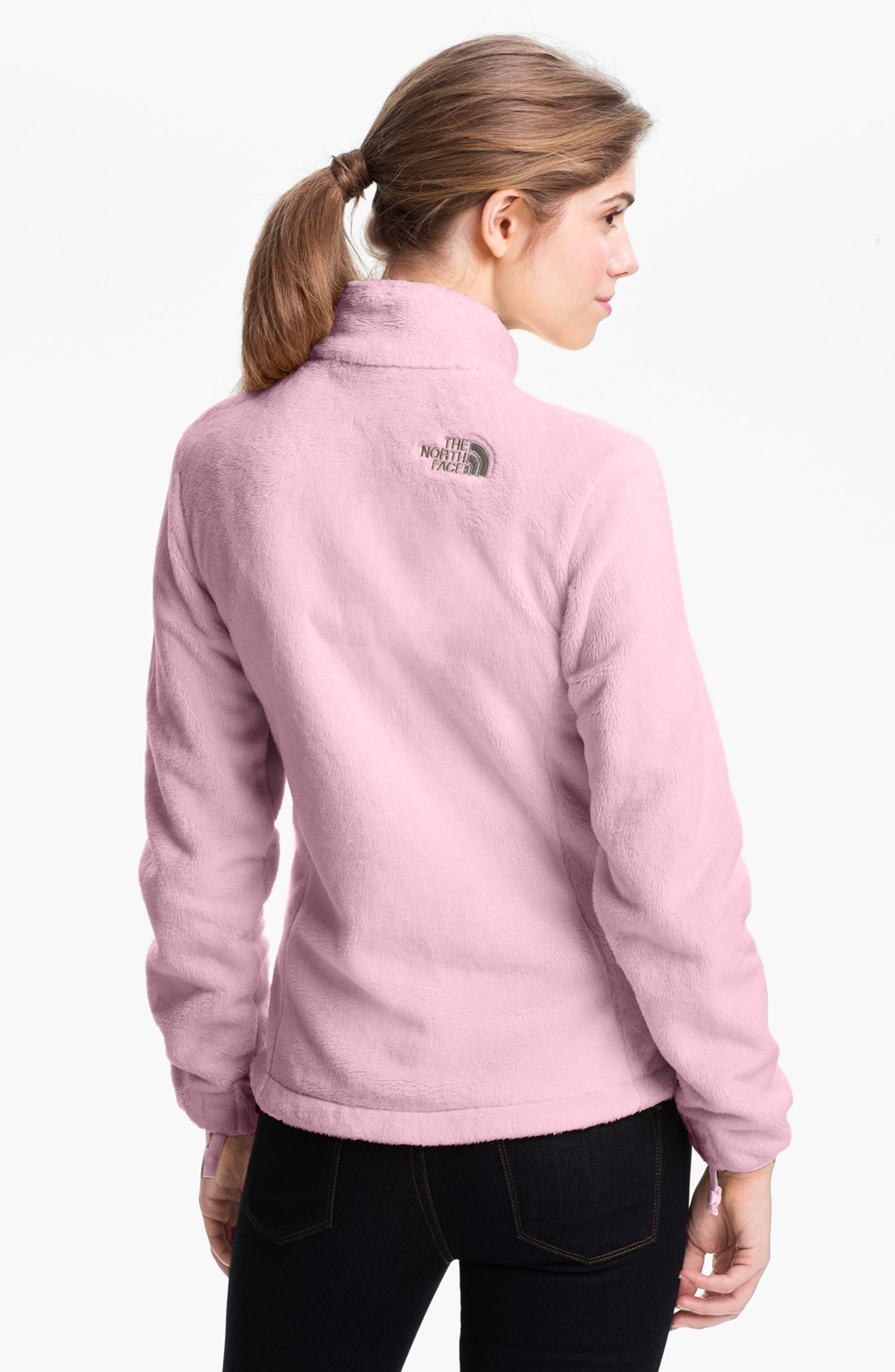 Fleece coats for women