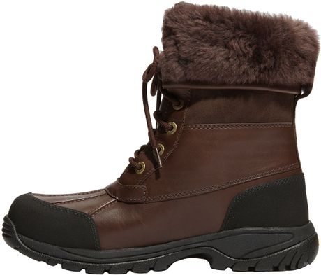 Ugg Butte Boot In Brown For Men Club Brown Lyst
