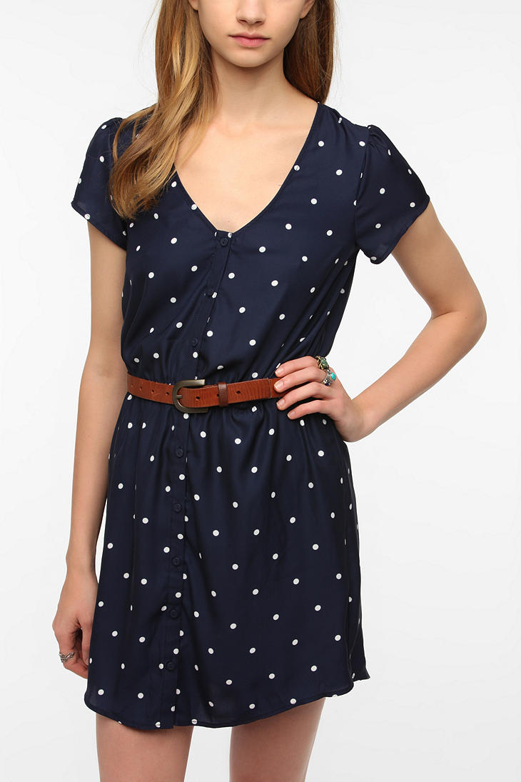 cc21630141b Gallery. Previously sold at  Urban Outfitters · Women s Long Blue Dresses  ...