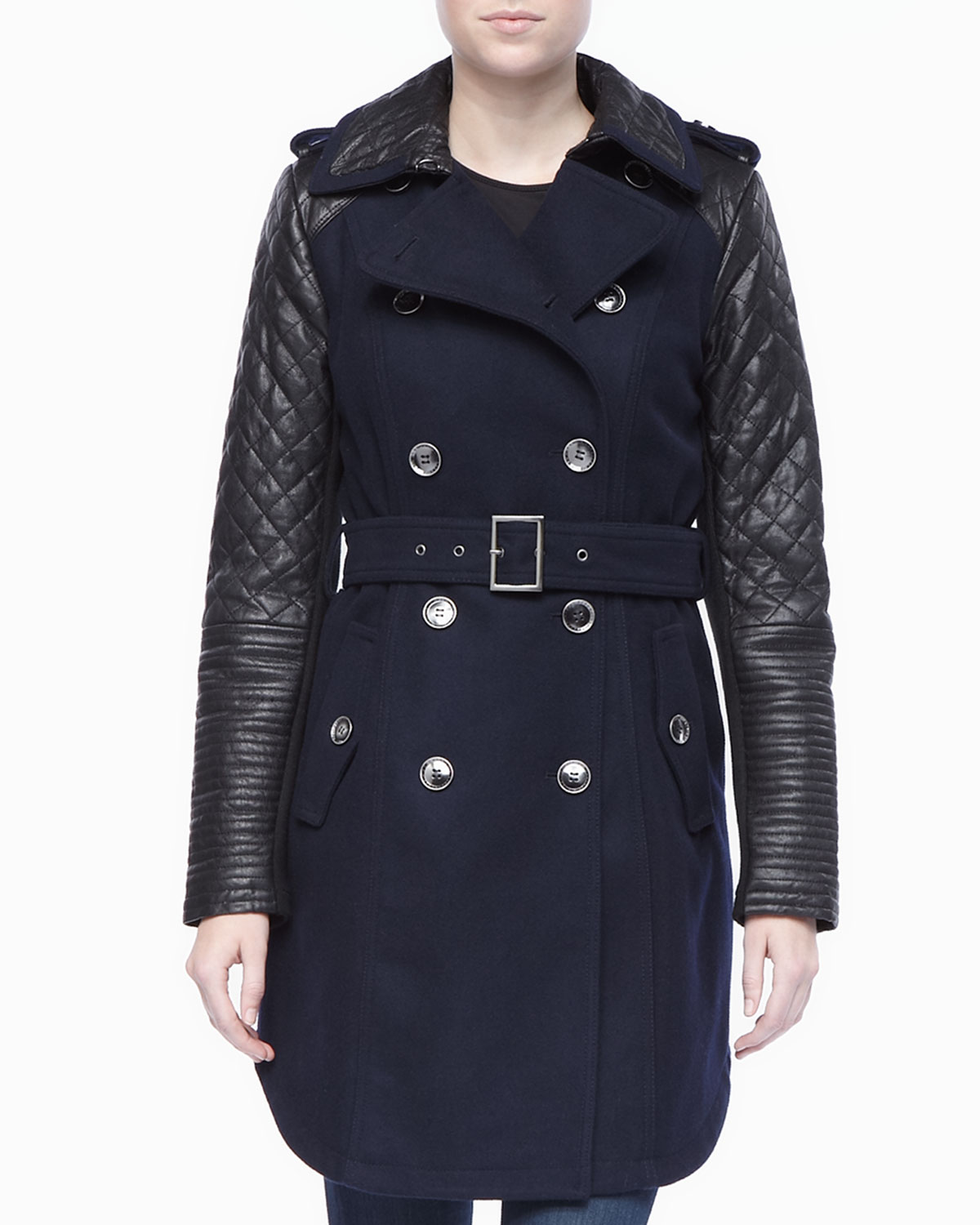 Free shipping and returns on leather & faux-leather coats & jackets for women at hereuloadu5.ga Shop the latest styles from brands like BLANKNYC, Bernardo, Halogen & more.