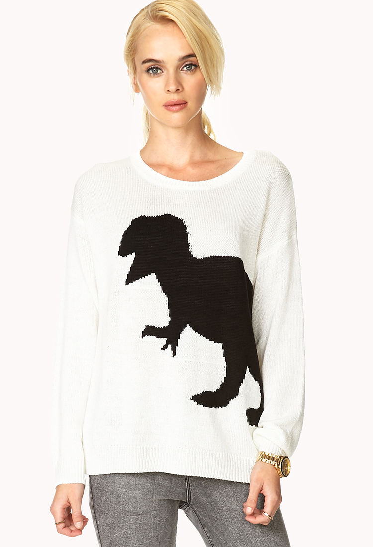 T,rex Sweater