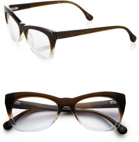 c751cbe86e Ray Ban Cat Eye Glasses Black And Clear Ombre « Heritage Malta