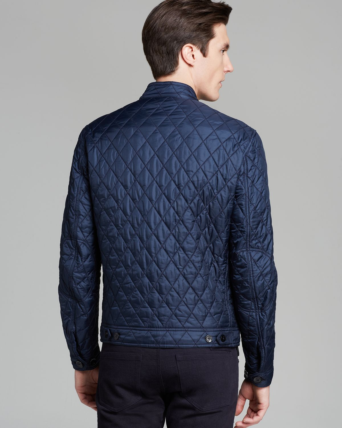 Brit Howson Diamond Quilted Jacket