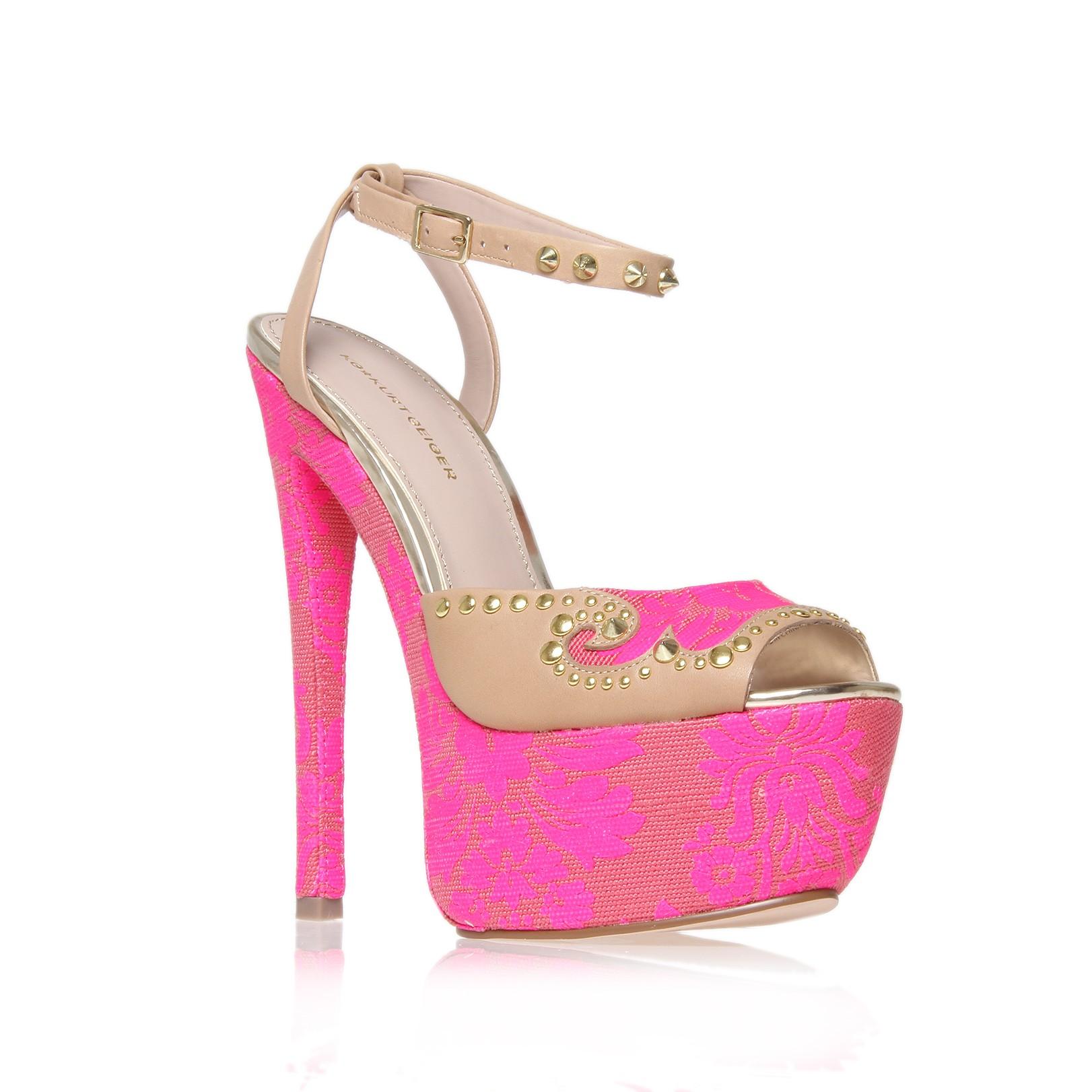 Nude Pink Slingback Shoes Australia