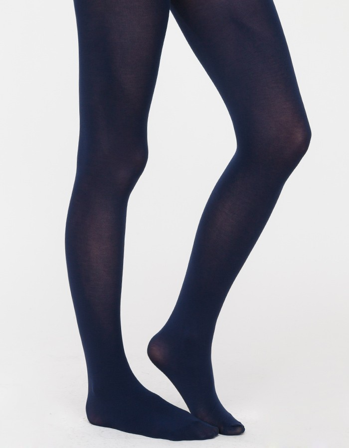 Nordstrom The Grove >> Lyst - Need Supply Co. Erika Tights in Navy in Blue