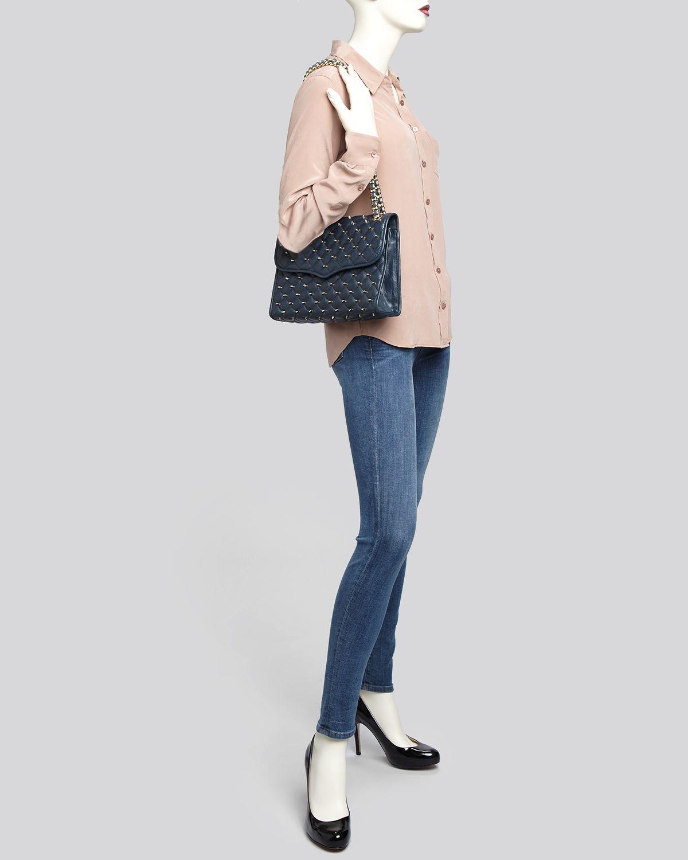Lyst Rebecca Minkoff Shoulder Bag Large Quilted Affair