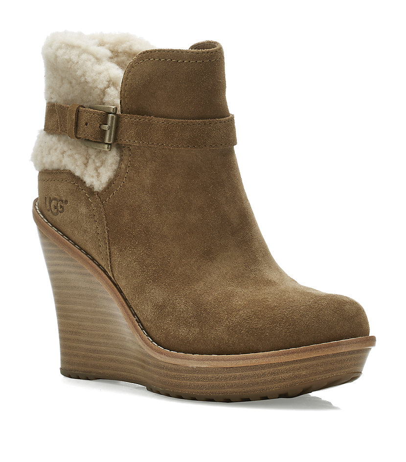 ugg wedge heel boots national sheriffs association