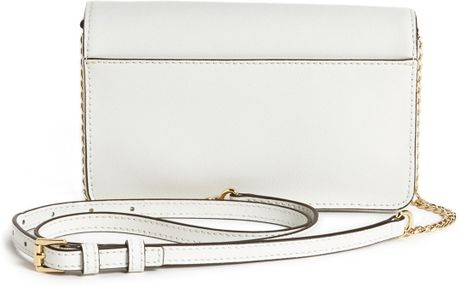White Chain Crossbody Bag 18