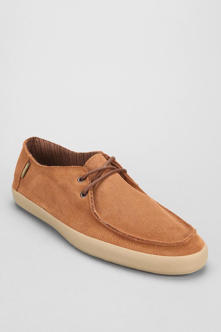 Vans RATA VULC Surf suede bone brown