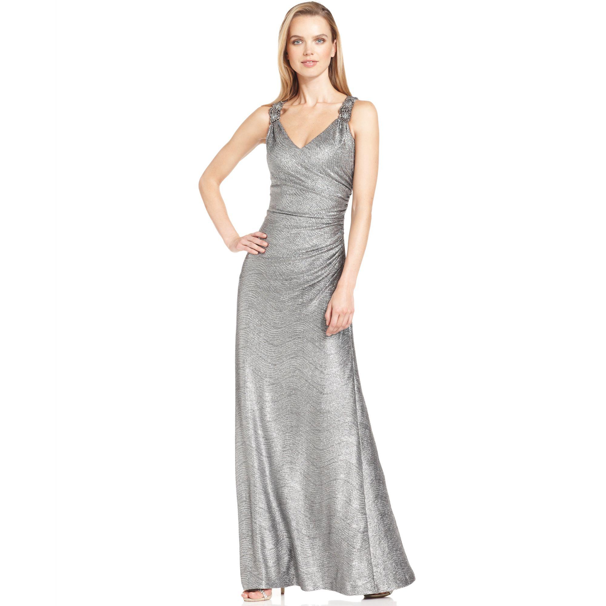 Macys Calvin Klein Womens Evening Dresses | Lauren Goss