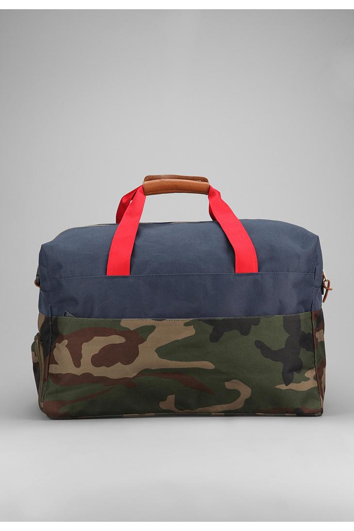 Lyst - Urban Outfitters Herschel Supply Co Walton Weekender in Green ... 6dab3b1eafe7e