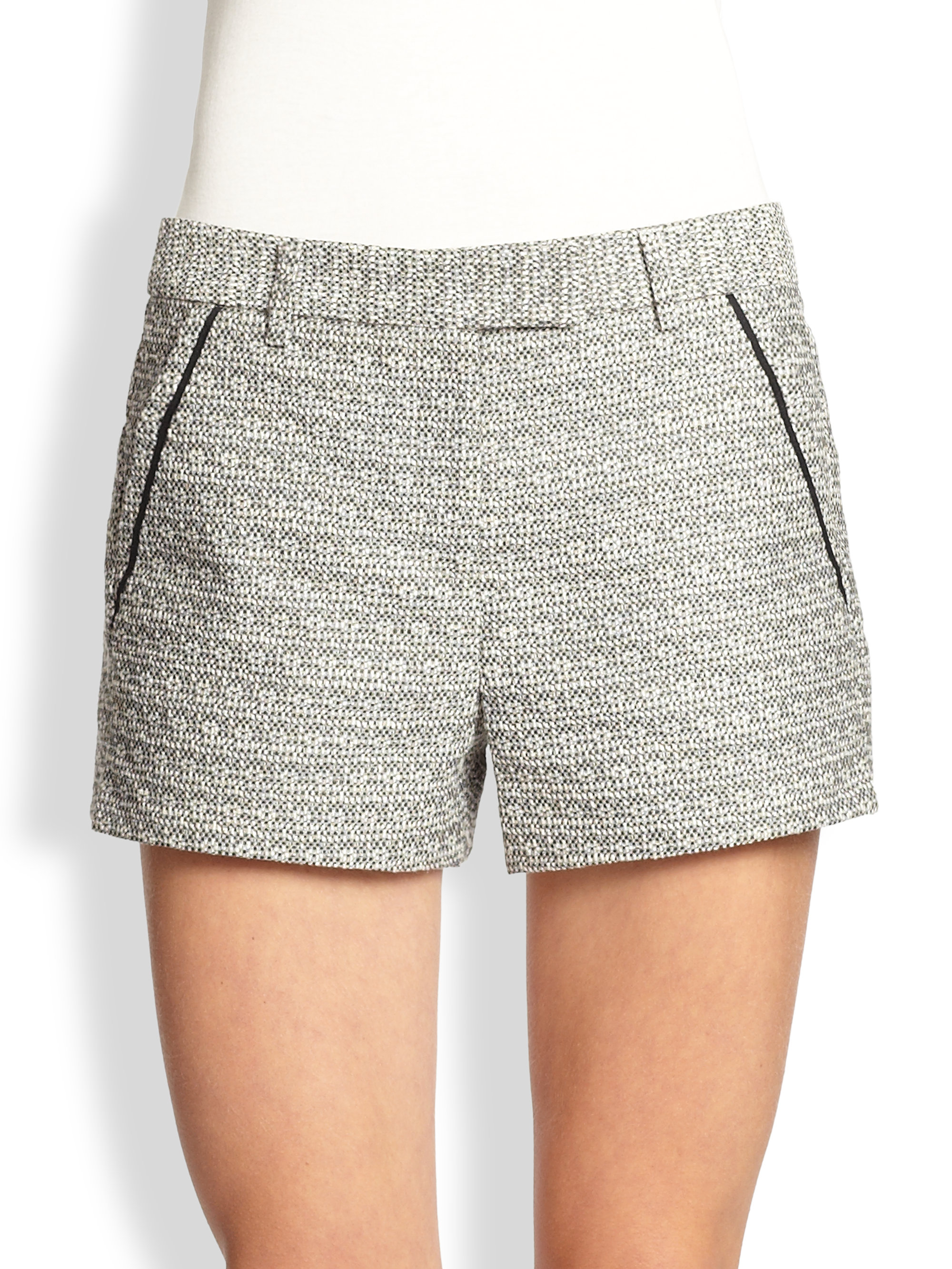 Find tweed shorts at ShopStyle. Shop the latest collection of tweed shorts from the most popular stores - all in one place.