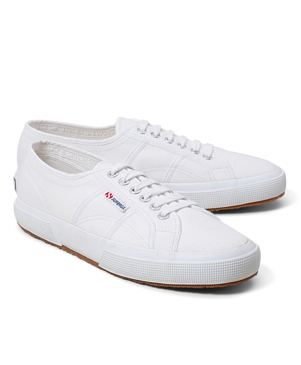 6202567501467 Lyst - Brooks Brothers Superga® Canvas Sneakers in White for Men