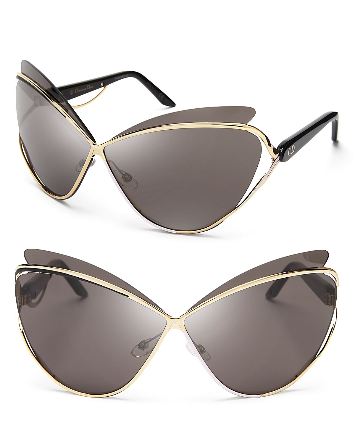 bddd797a19fd1 Dior Sunglasses Cat Eye