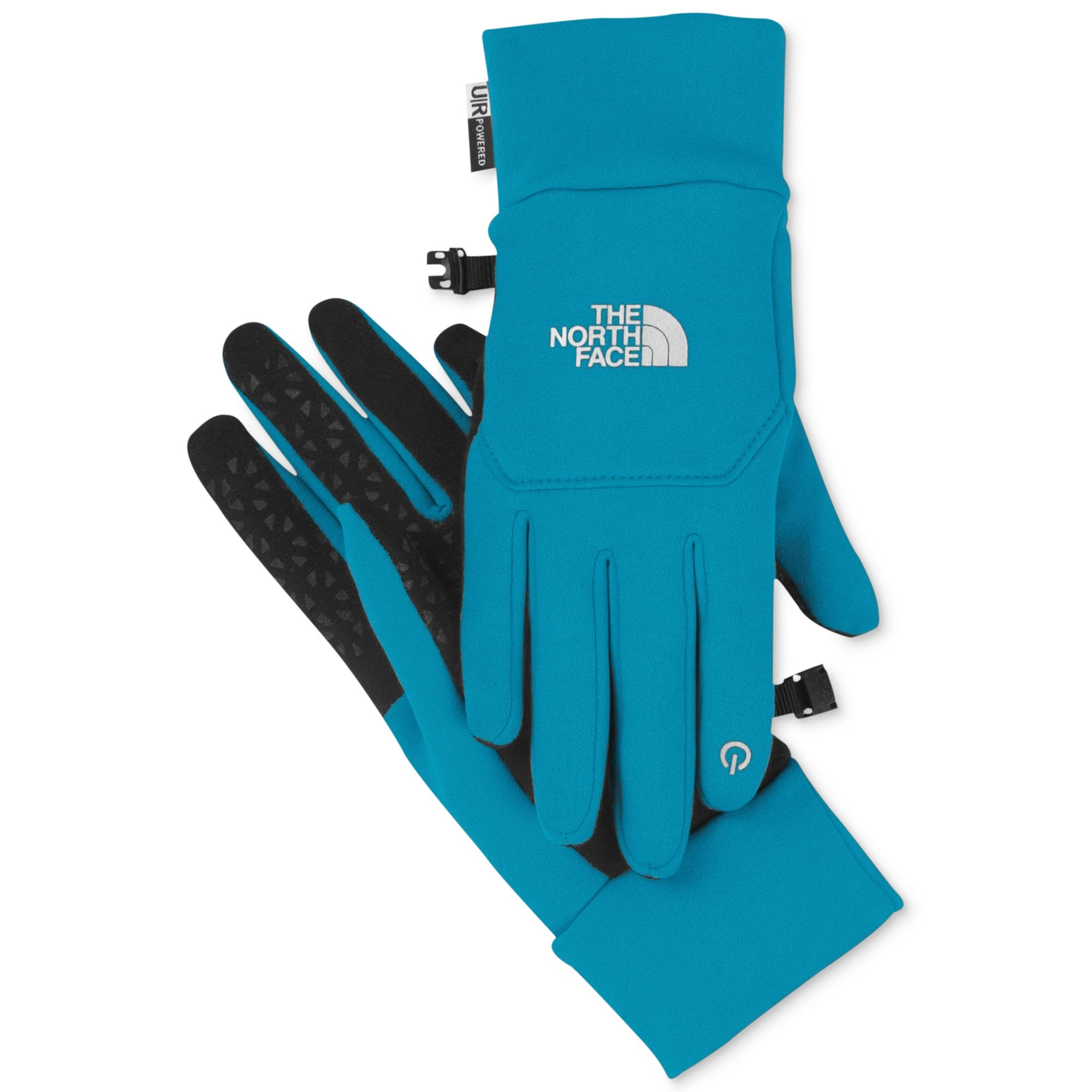 741144d76 The North Face Blue gloves