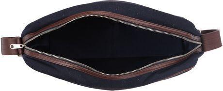Flecked Wool Shoulder Bag 115
