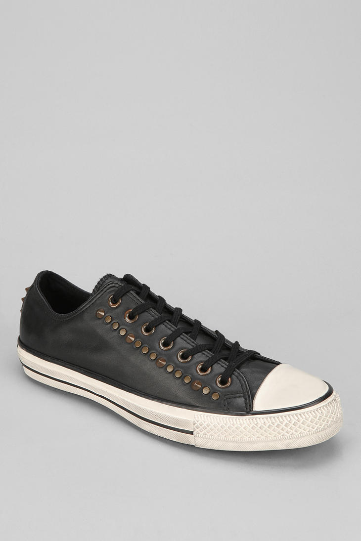 Lyst - Urban Outfitters Converse Chuck Taylor All Star Studded ... 9e359b326769