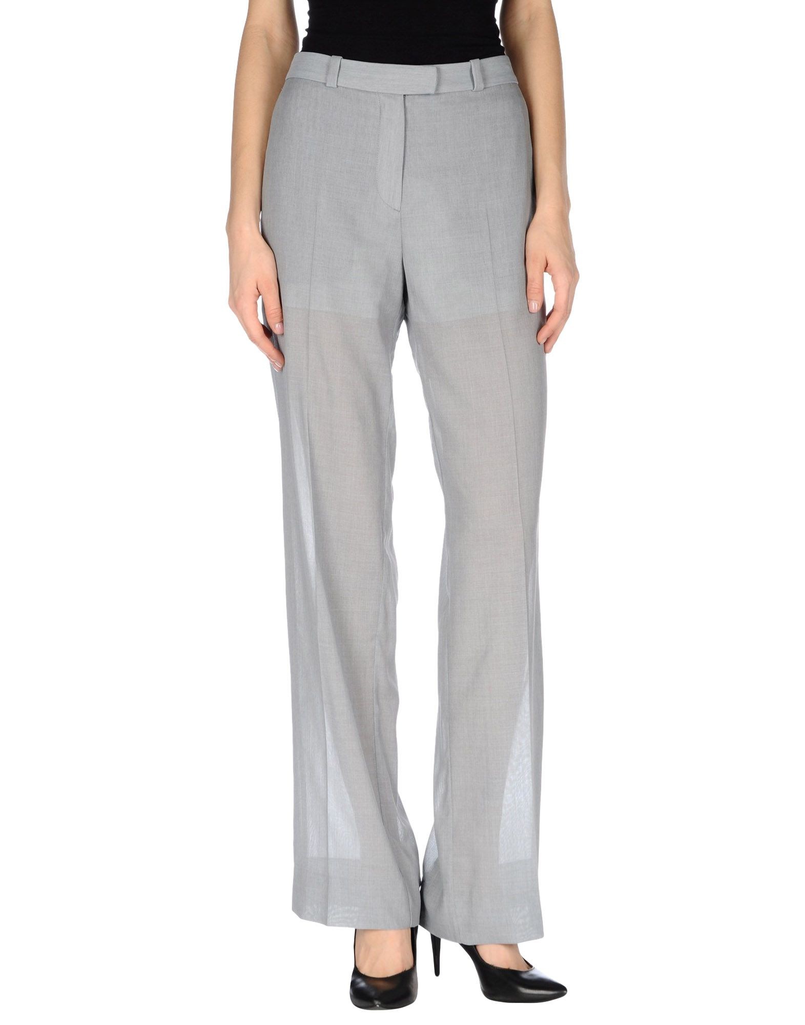 Maison margiela formal trouser in gray light grey lyst for 10 moulmein rise la maison