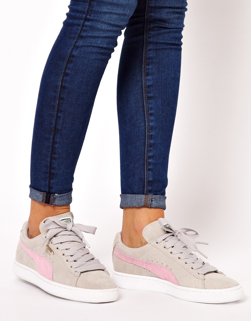 Puma Suede Classic Womens simplisecurity.co.uk 45624b9a87