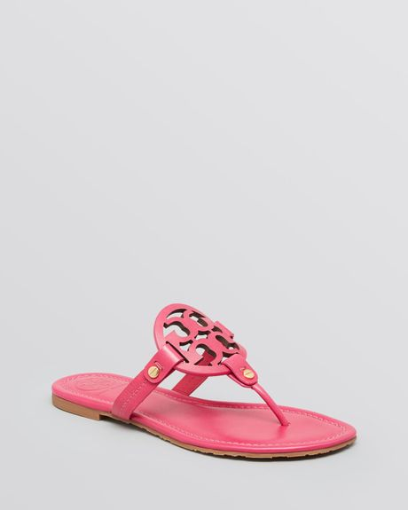 Dark Pink Shoes Flats