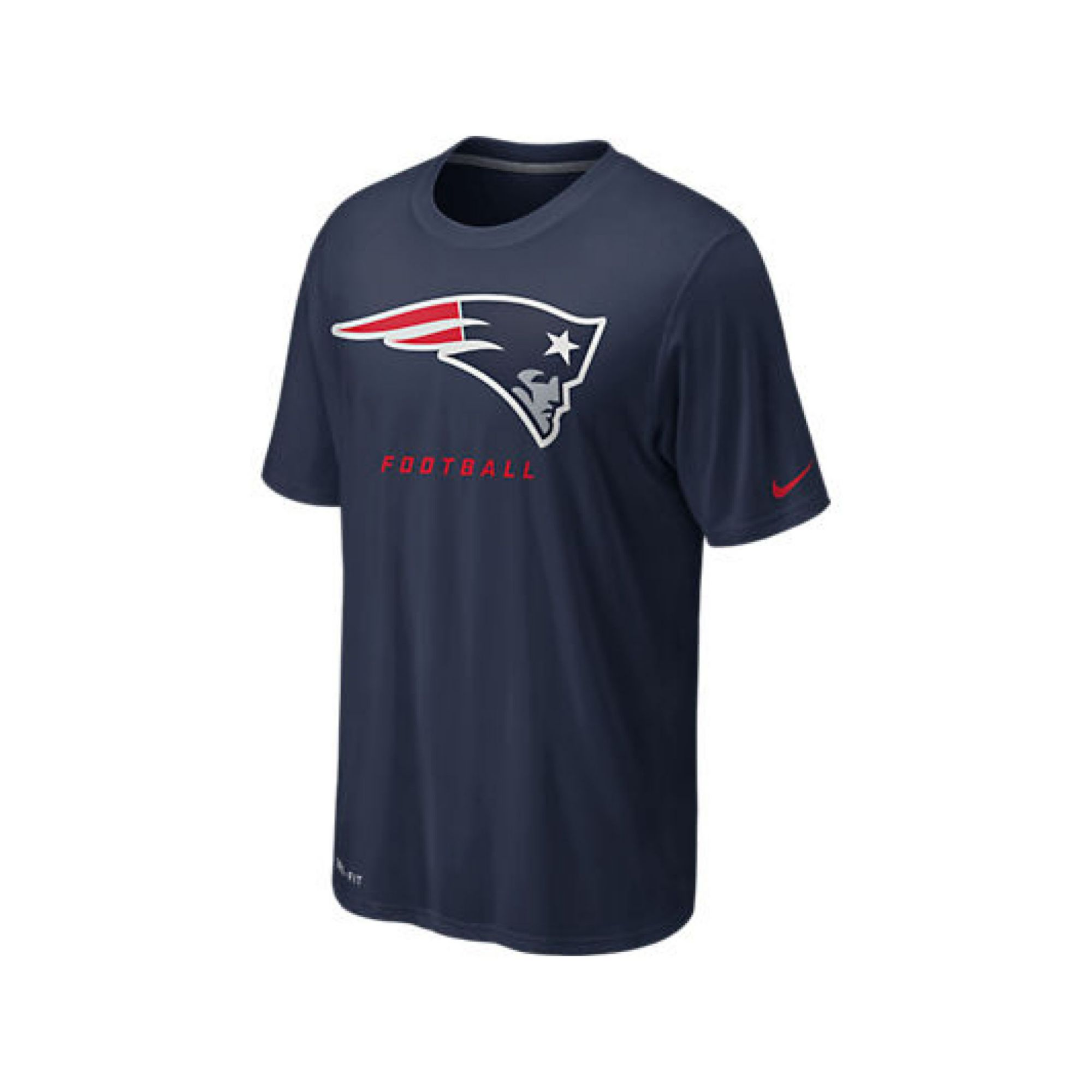 Lyst nike nike mens new england patriots legend elite New england patriots shirts