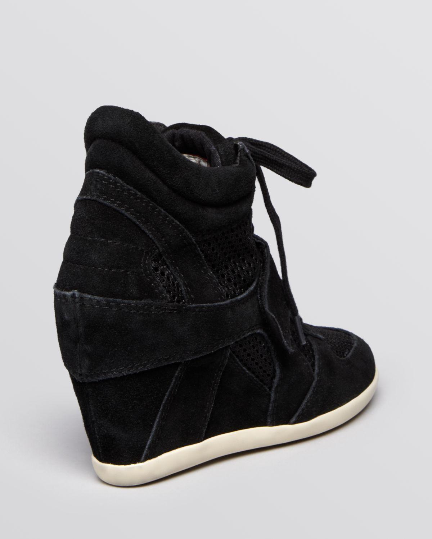 Ash High-Top Wedge Sneakers buy cheap fashion Style Lxs9fM7e