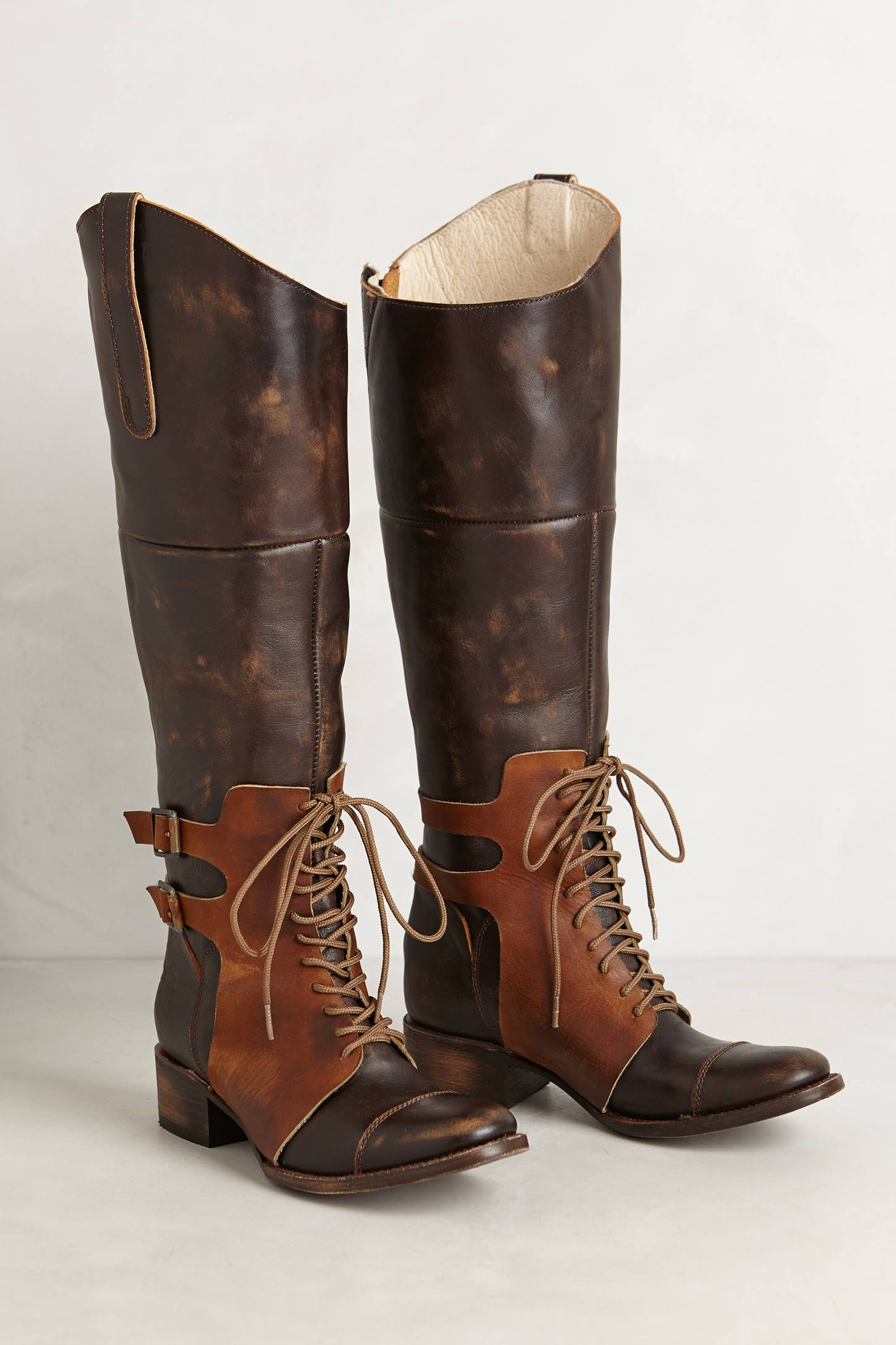 Lyst - Freebird By Steven Thoroughbred Boots in Brown