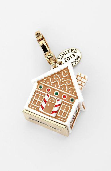 Juicy couture gingerbread house charm in multicolor gingerbread multi