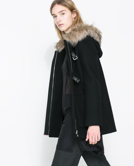 Tall black faux fur hooded duffle coat Save. Was £ Now £ The Collection Navy hooded duffle coat Save. Was £ Now £ Joe Browns Multicoloured asymmetric collar coat Save. £ Yumi Red button up crombie coat Save. Was £ Now £ Joe Browns.