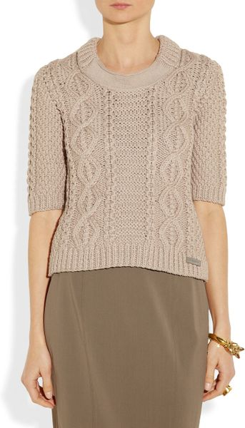 Burberry Womens Sweater