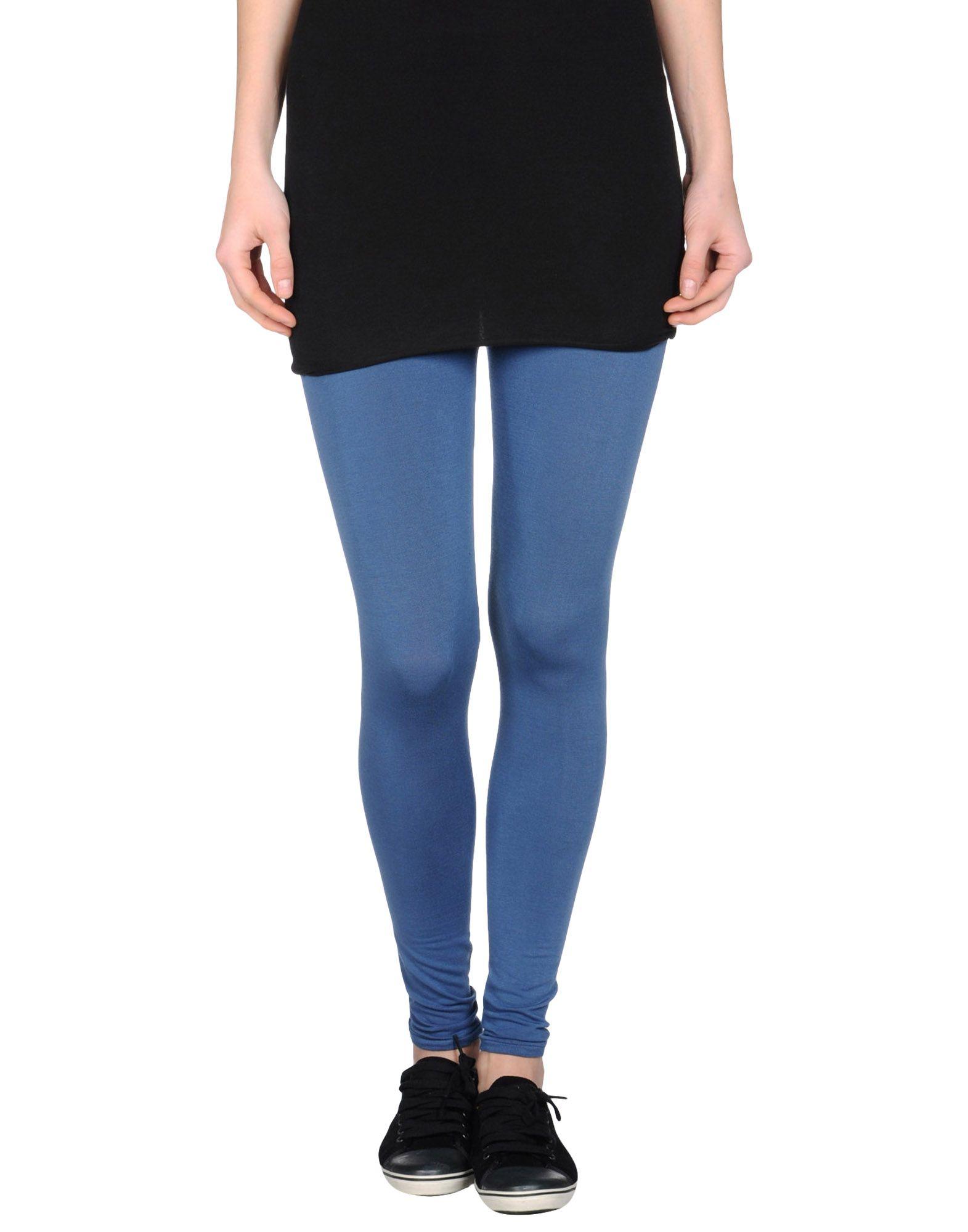 Laneus Leggings in Gray (slate blue) - Save 65% | Lyst