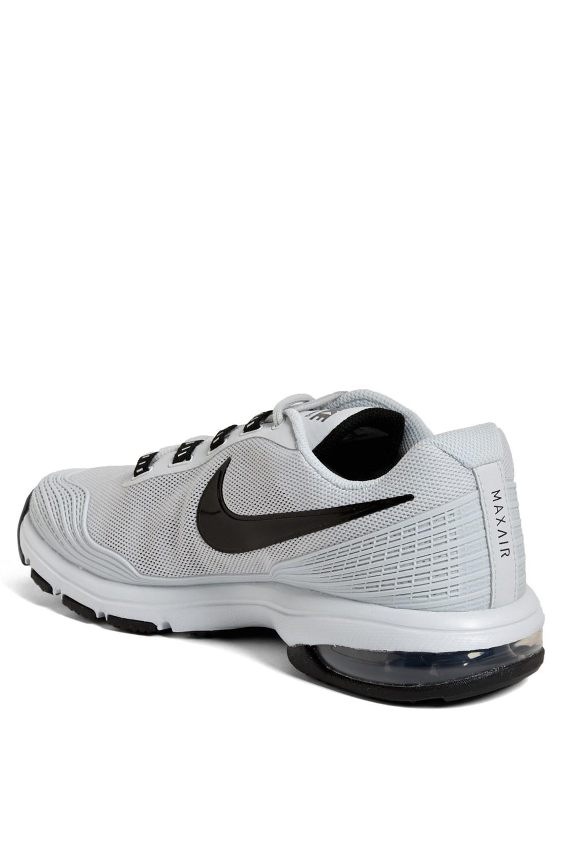 nike air max tr 365 black black mens running shoes