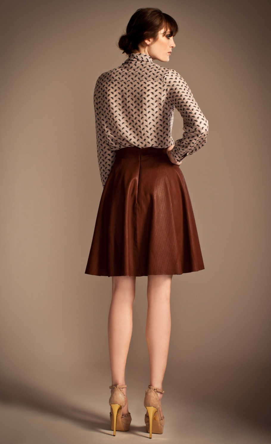 Shop for brown skirts for women at xianggangdishini.gq Free Shipping. Free Returns. All the time.