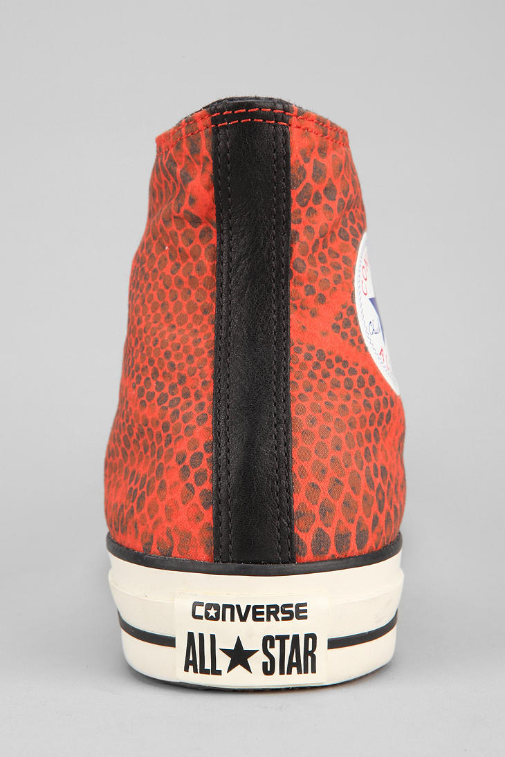 4a2e84c6113bd Urban Outfitters Converse Chuck Taylor All Star Snakeskin Mens ...