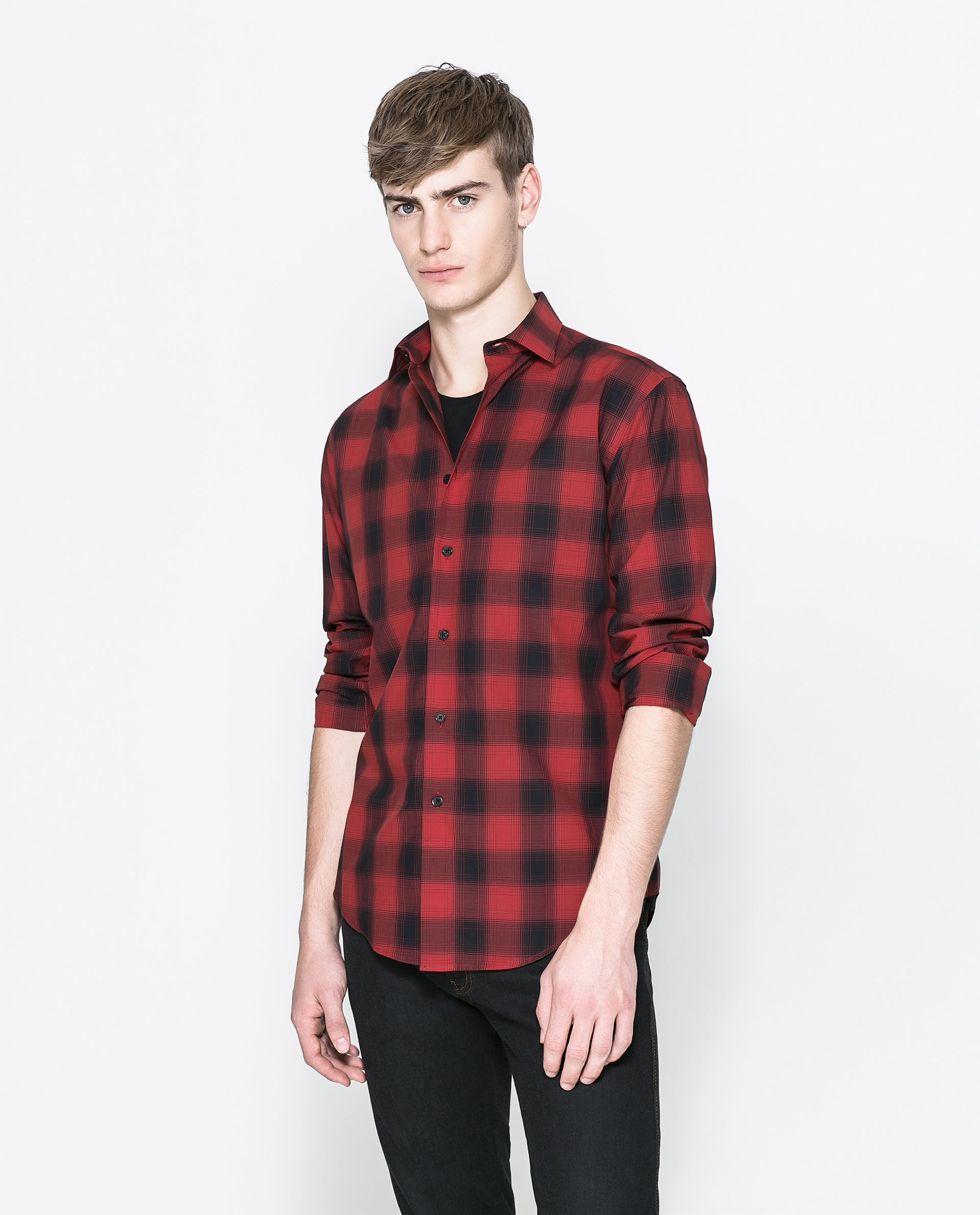 A checked shirt is a wardrobe staple, with the power to be both smart and casual it really is a versatile piece to own. Read more Men's Style Guide features.. Checked shirts are a wardrobe staple that peak in popularity every few years and never quite go out of fashion. They've been worn by.