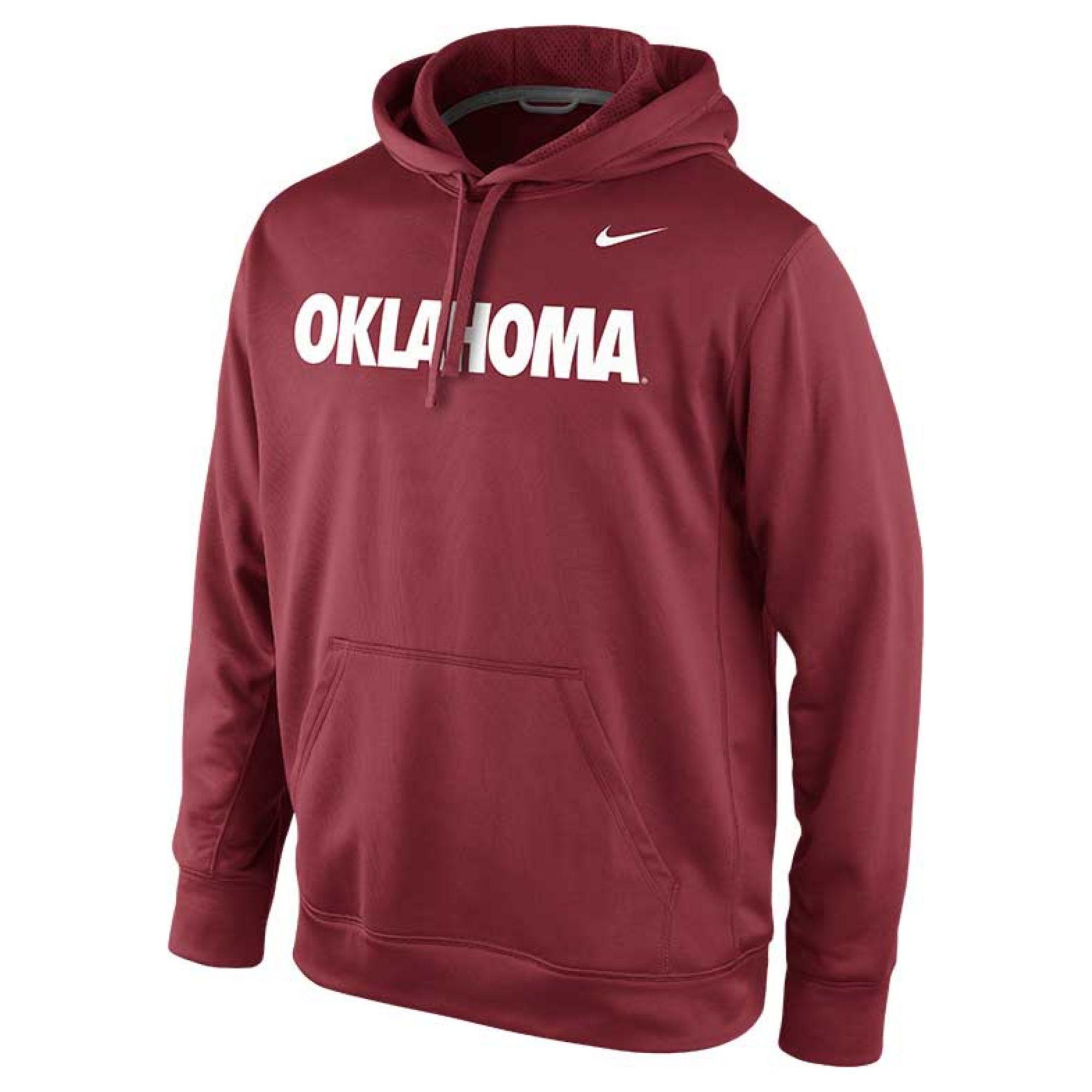 Oklahoma sooners hoodie