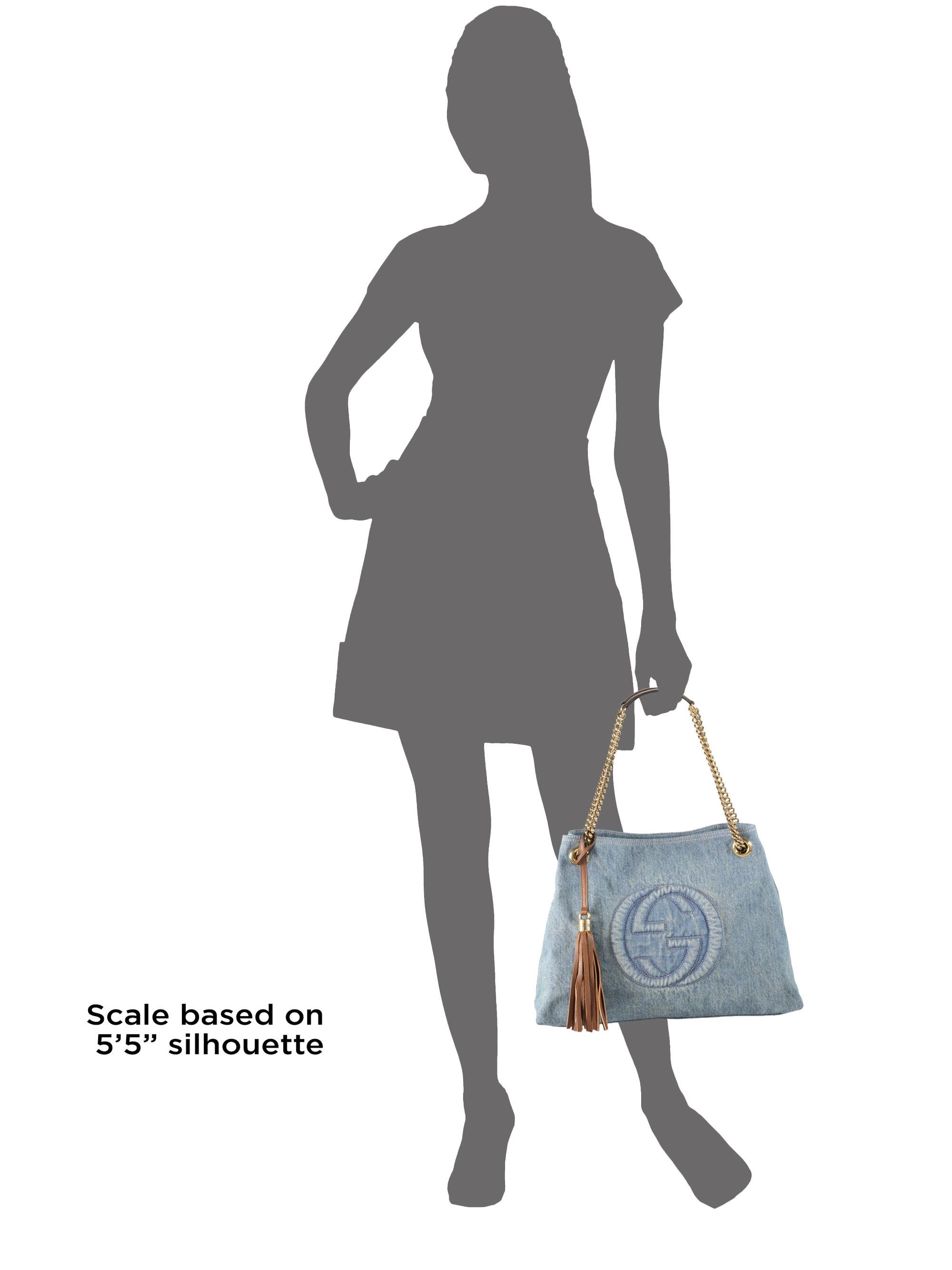 de214454e5ff55 Gallery. Previously sold at: Saks Fifth Avenue · Women's Gucci Soho Bag