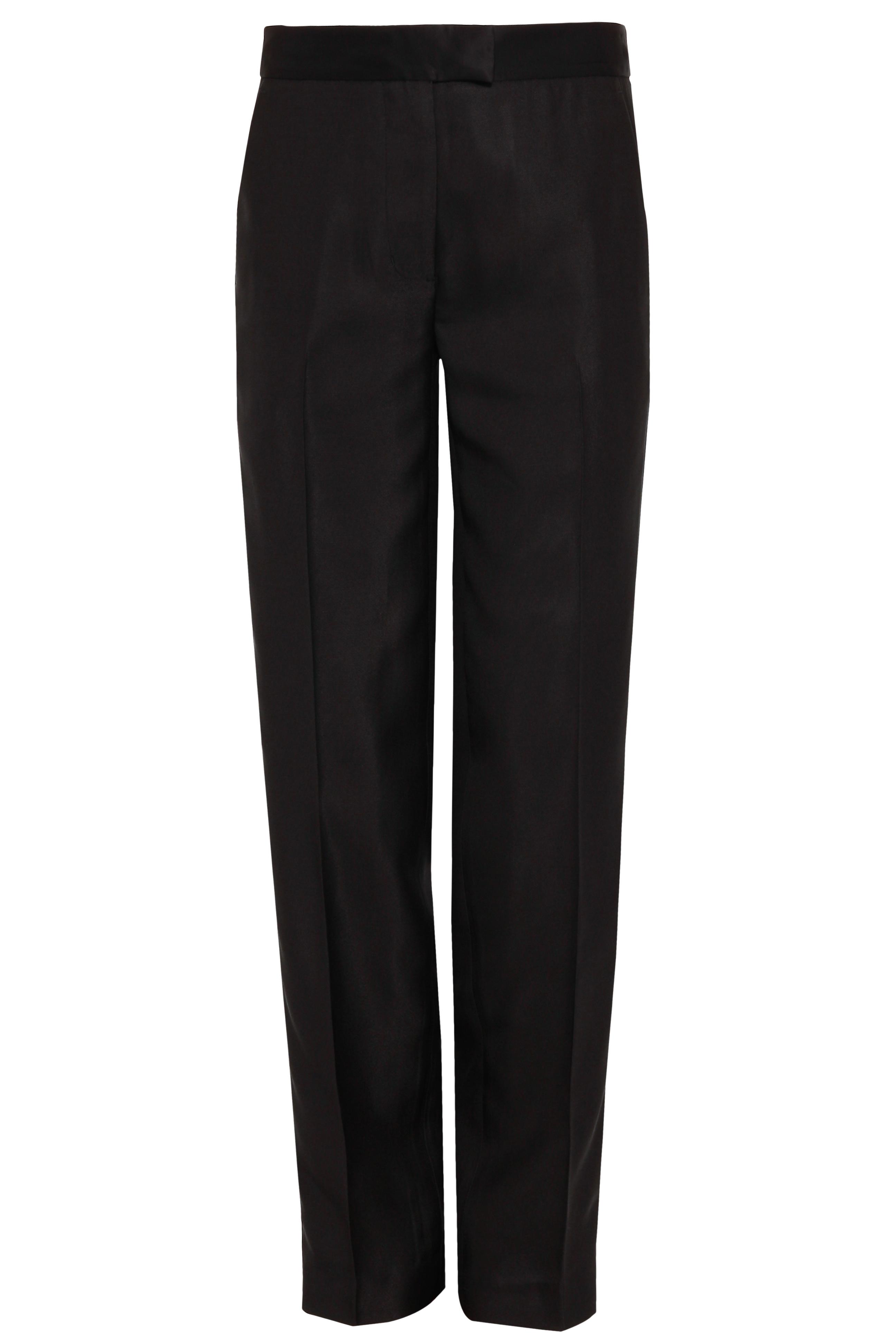 Innovative Vintage 80s Womens Tuxedo Suit Pants Suit Formal Black Union Label