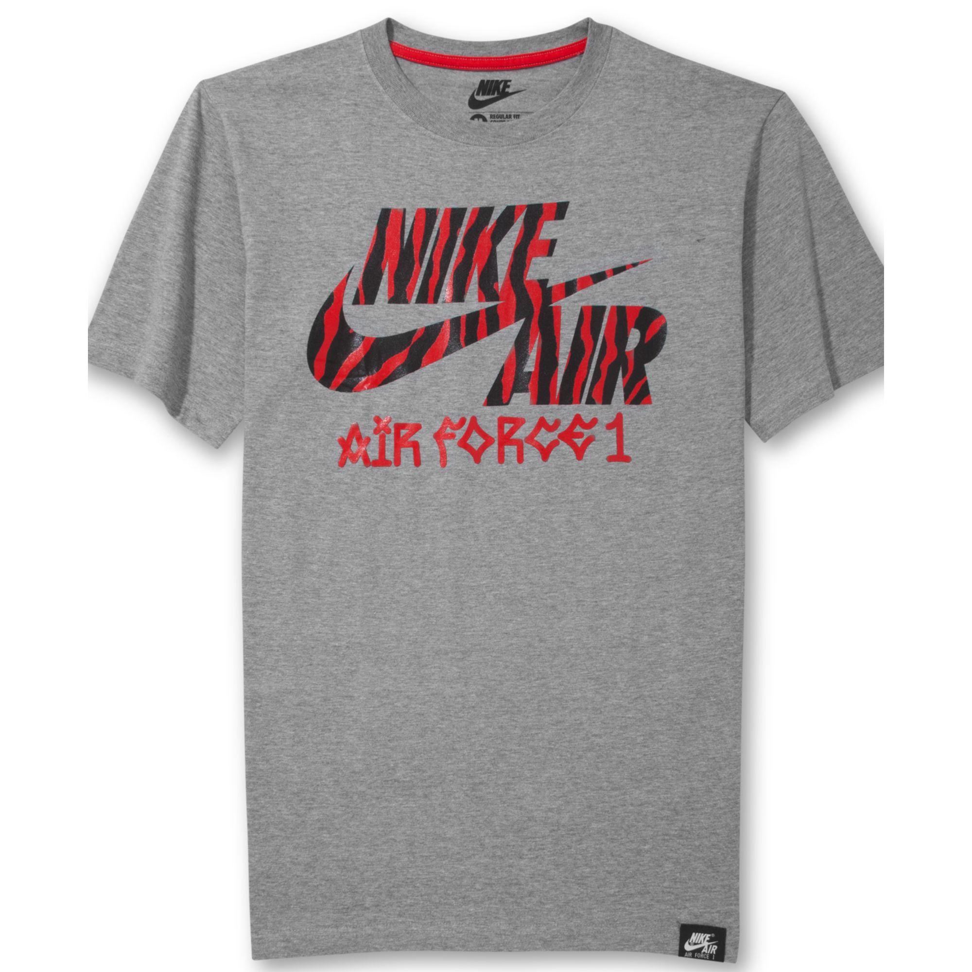 best website 51f72 bb7b3 Leopard Print Nike T Shirt
