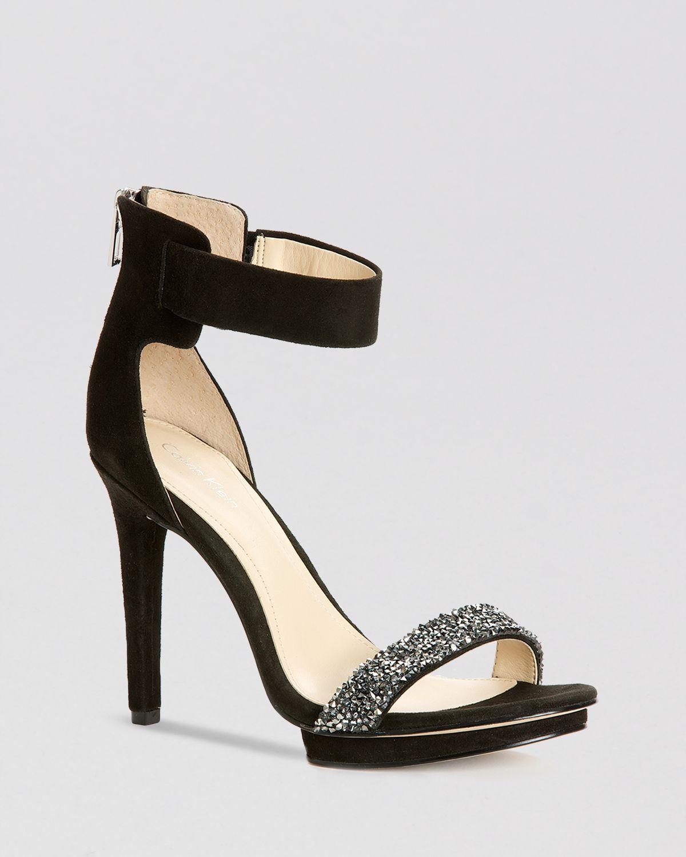 calvin klein platform heels Shop