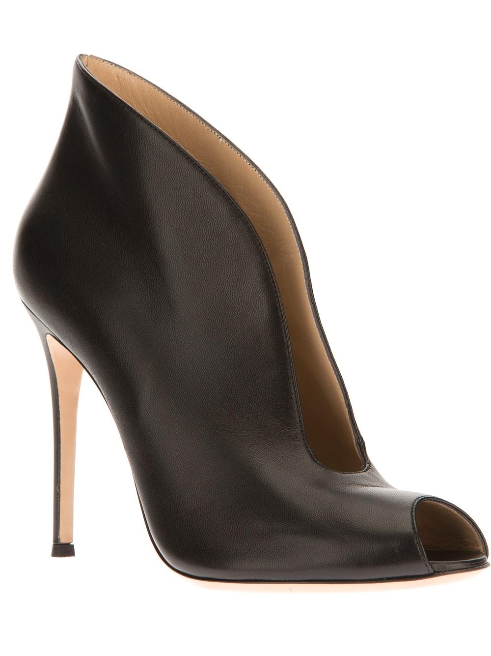 Gianvito Rossi Mens Shoes