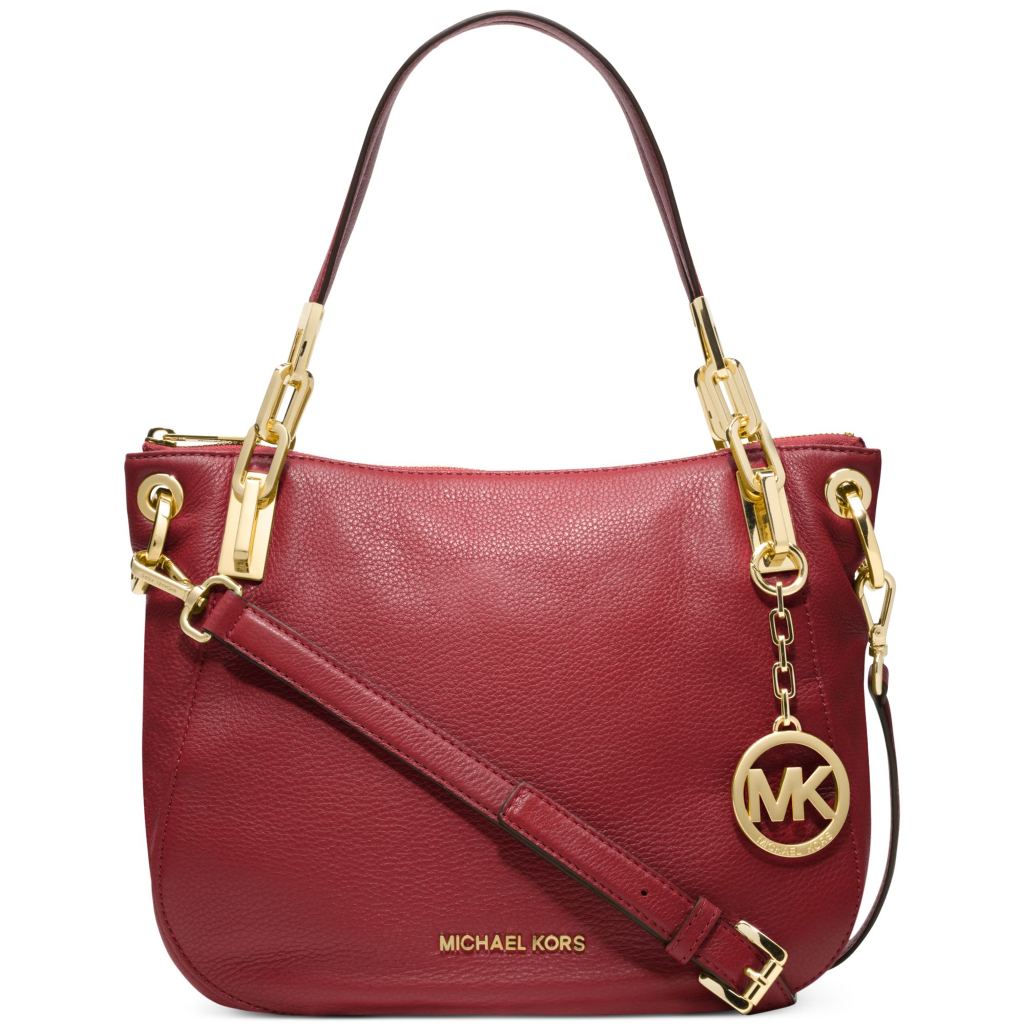 f67092cd8537 Gallery. Previously sold at: Macy's · Women's Michael Kors Brooke ...