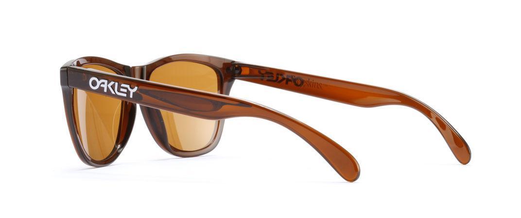 eeddc935736 Oakley Frogskins Polarized Rootbeer Brown « Heritage Malta