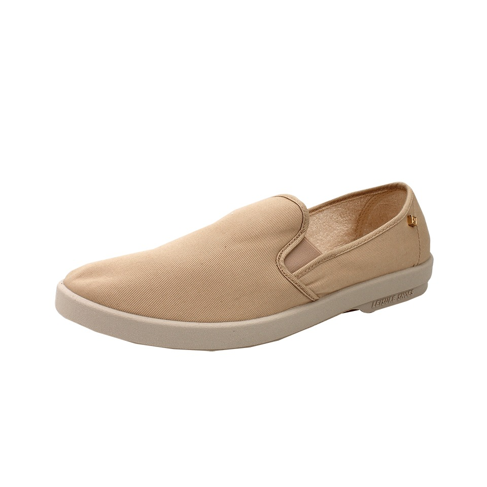 rivieras trench shoe in beige for save 20 lyst